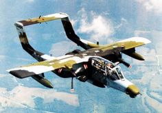 North American Rockwell OV-10 Bronco Military Jets, Military Aircraft, Fighter Aircraft, Fighter Jets, Ov 10, Airplane Art, Aircraft Design, Jet Plane, Aviation Art
