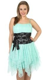 Junior Plus Size Party Dresses | DebShops.com