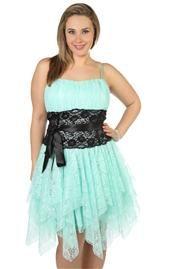 Junior Plus Size Party Dresses | DebShops.com