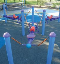 Wordless Wednesday--a pictorial tour of Livvi's Place | Accessible Playgrounds