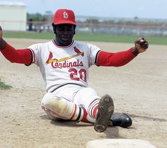 Lou Brock, St. Louis Cardinals