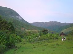 Nabusimake, Colombia. Home of the Arhuaco people. (Near Valledupar)