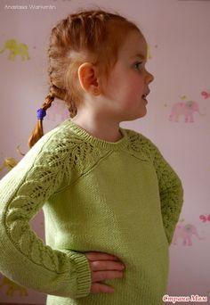 Сегодня хочу просто похвастаться))) Связалась одна из моих давних хотелок - пуловер по мотивам работы Bloomsbury Светланы Волковой. Knitting Stitches, Knitting Patterns, Big Hugs, Bloomsbury, Knit Crochet, Pullover, Children, Sweaters, Color