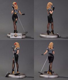 PCC TOMORROW! I'm thrilled, my second year going(the only convention I've been to). Going to be looking out for many things, mainly this lovely masterpiece! ❤️ Black Canary Bombshell collection. I'll definitely cry my heart out if I see it. (Hopefully I can afford it)