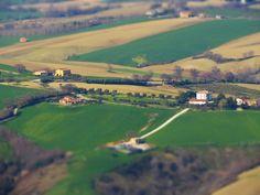 Cingoli, Marche, Italy - Countryside in spring #5 March 2014 By Gianni Del Bufalo (CC BY-SA 2.0) #destinazionemarche #marche इटली  意大利 Italujo イタリア Италия איטאליע إيطاليا
