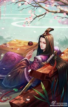 Visit the post for more. Character Inspiration, Character Art, Character Design, Art Corner, Fantasy Male, China Art, Creative Pictures, Chinese Painting, Ancient Art