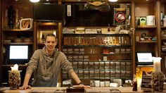 Find out the best coffee shops in Amsterdam. Do include these spacious and stylish places in your travel plans for the city to unwind and have a good time. 2 Days In Amsterdam, Amsterdam Shopping, Best Coffee Shop, Cool Cafe, Trip Planning, Liquor Cabinet, Tweed, Restaurant, Coffeeshop