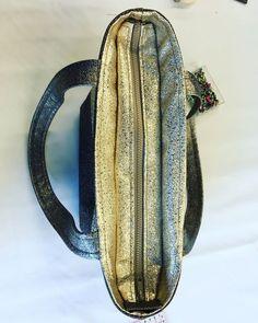 Coudre une Fermeture Intérieure en Haut d'un Sac - Tuto Couture - Viny DIY, le blog de tuto couture & DIY.