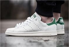 ADIDAS STAN SMITH CRACKED LEATHER