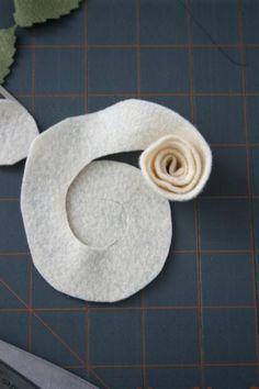 roll up flower