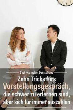 Nach der Bewerbung folgt das Vorstellungsgespräch. Aber keine Angst: Mit diesen Tricks meistert ihr es! Artikel: BI Deutschland Foto: Shutterstock/BI