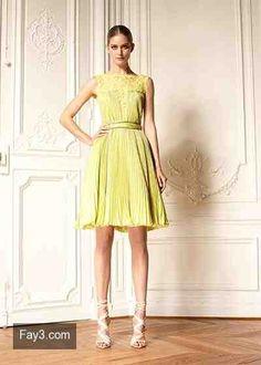 فستان من تصميم زهير مراد مجموعة ريسورت صورة 1