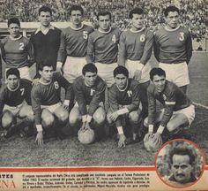 Deportes La Serena 1963. Revista Gol y Gol.