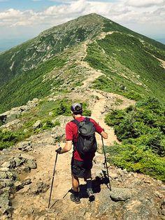 Franconia Ridge Loop/Traverse, New Hampshire