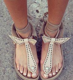 #cute #nude #sandals #pretty #cute