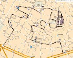 parijsmijnstad | Wandeling Montmartre Parijs