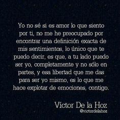 Victor De la Hoz.