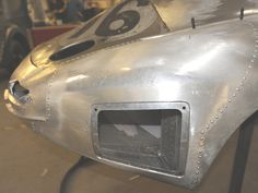 Restoration of 1963 Jaguar E-Type Lightweight with Low Drag Body   The Car Build Index