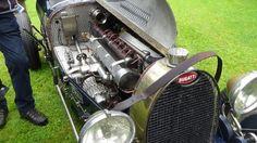 Moteur Bugatti 8 cylindres