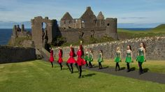 Commonwealth Ceilidh Relay took place round the world in anticipation of the Games