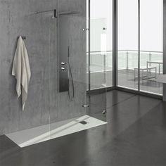Receveur de douche modulable rectangulaire ARDESIA Collection GRANDFORM HOME by GRANDFORM