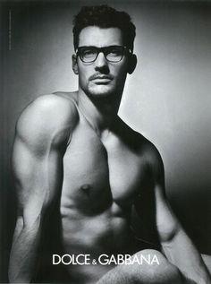 Dolce & Gabbana Male Models & Machismo image David Gandy Dolce Gabbana 900x1211