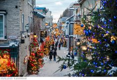 bbs=Quebec City At Christmas Time | Old Quebec City during Christmas time | Flickr - Photo Sharing!