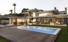 #architecture #interiors #luxury #modern #house #villa #valencia #spain