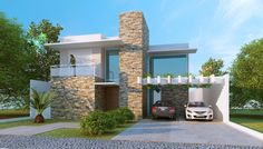 Arquiteto - José Luiz SP  #3dsmax#vray#photoshop#perspectiva#externa#arquitetura#paisagismo##planetart3d