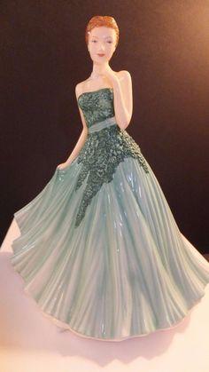 "Royal Doulton Pretty Ladies ""Olivia"" Figurine HN5753."