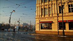 kavárna slavia Praha