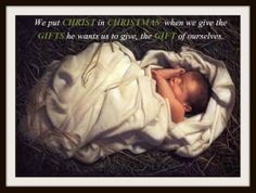 The True Meaning Of Christmas!  LDS www.facebook.com/giftsofservice