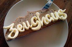 Butter #Type by Typejokeys.
