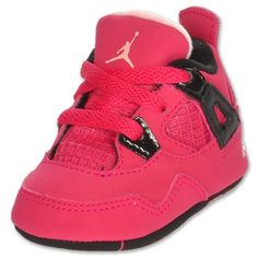 Jordan retro infant shoes