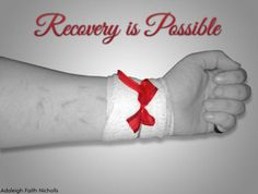 Recovery is about believing in yourself xx