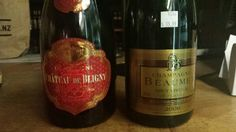 Why hello vintage 2006 champagne