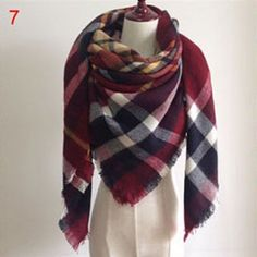 Love this fashion scarf for fall and winter. #fashionscarf #fashion #style