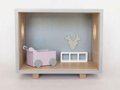 jouet bois écologique maison de poupée design baby loft