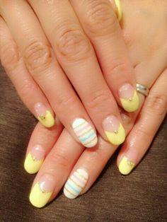 Early summer nail 2014