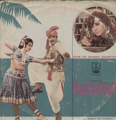 Caravan 1960 Bollywood Vinyl LP