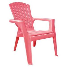Kids Adirondack Chair Resin Pink from Masters