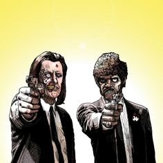 Pulp Fiction Zombies...
