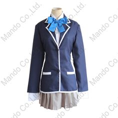 Anime This Art Club Has A Problem Mizuki Usami Cosplay Costumes Girls Lolita School Uniform Dress Women Halloween Cosplay outfit School Uniform Dress, School Outfits, Cosplay Outfits, Cosplay Costumes, Women Halloween, Lolita, Halloween Cosplay, Art Club, Girl Costumes