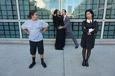 Addams Family - Wednesday Addams Cosplay by Trinity All-Stars
