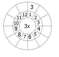 Szorzótábla - Matek könnyedén és egyszerűen Teaching Subtraction, Math Multiplication Worksheets, Kids Math Worksheets, Maths Puzzles, Teaching Math, Math Activities, Times Tables Worksheets, Math Sheets, Learning Cards
