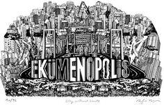 """Quali sono i costi -in termini sociali e ambientali- dello sviluppo frenetico e selvaggio dell'urbanizzazione? Come si trasformano le abitudini e le giornate degli abitanti delle metropoli quando le ruspe e le demolizioni cambiano il volto delle città in cui vivono? Sono principalmente queste le domande a cui il documentario """"Ekümenopolis – City Without limits"""" cerca di dare una risposta, prendendo ad esempio il caso di İstanbul, metropoli in continua e forsenata trasformazione."""