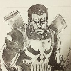 The Punisher - Aaron Felizmenio