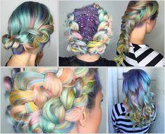 Macaron trend farebných vlasov: Najsladšia vlasová farba, akú ste kedy videli
