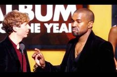 Kanye is getting heat from everyone regarding his Beck Grammy incedent. When will he stop? Never over under please video