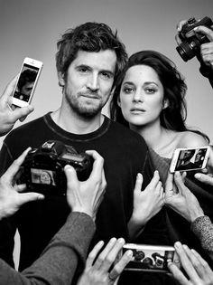 Guillaume Canet & Marion Cottilard